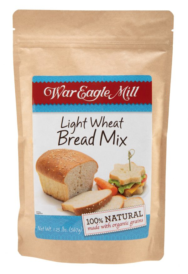 light wheat bread mix