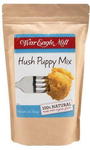 hush puppy mix