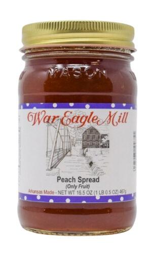 Peach Spread from War Eagle Mill
