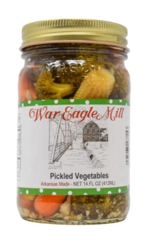 Southern Pickled Vegetables
