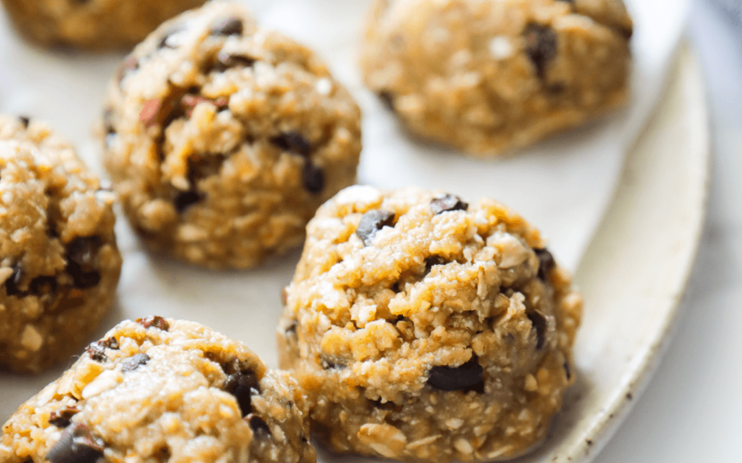 Chocolate Chip Cherry Balls – Grain & Peanut Free