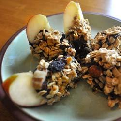 Crunchy Fruit Snacks