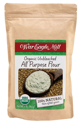 organic all purpose flour stone ground