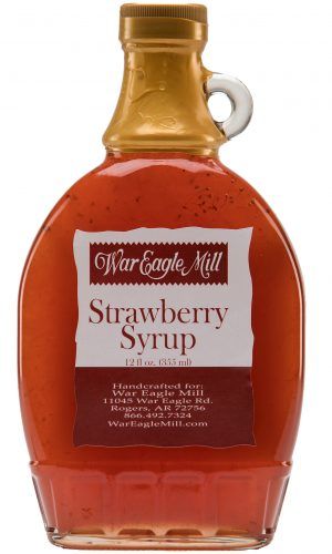 stawberry syrup