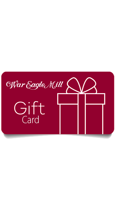 War Eagle Mill Gift Card